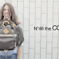 "EASTPAK X BLESS ""N°46 THE COLETTE"""