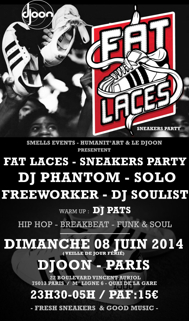 FAT LACES PARTY - FLY 1